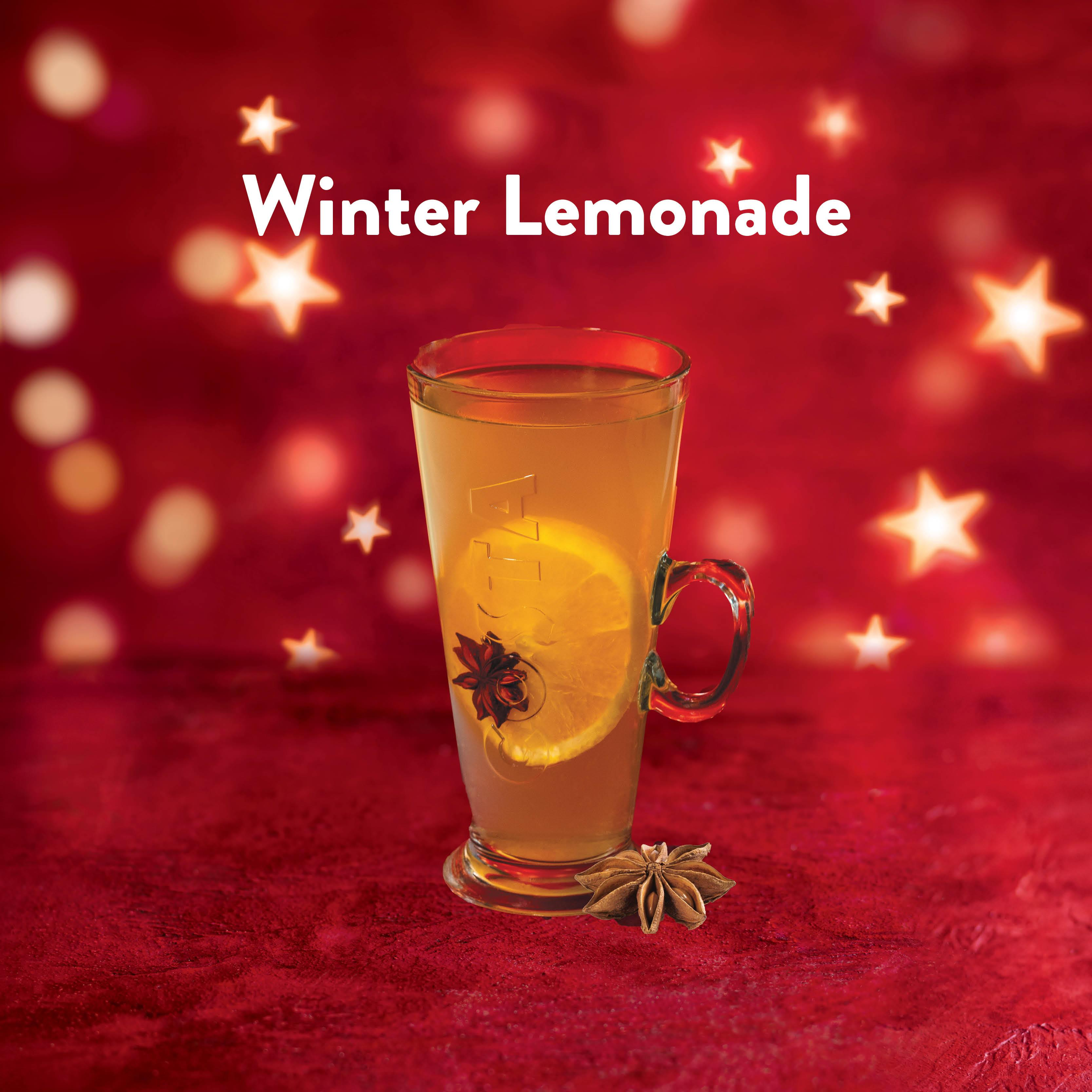Winter Lemonade