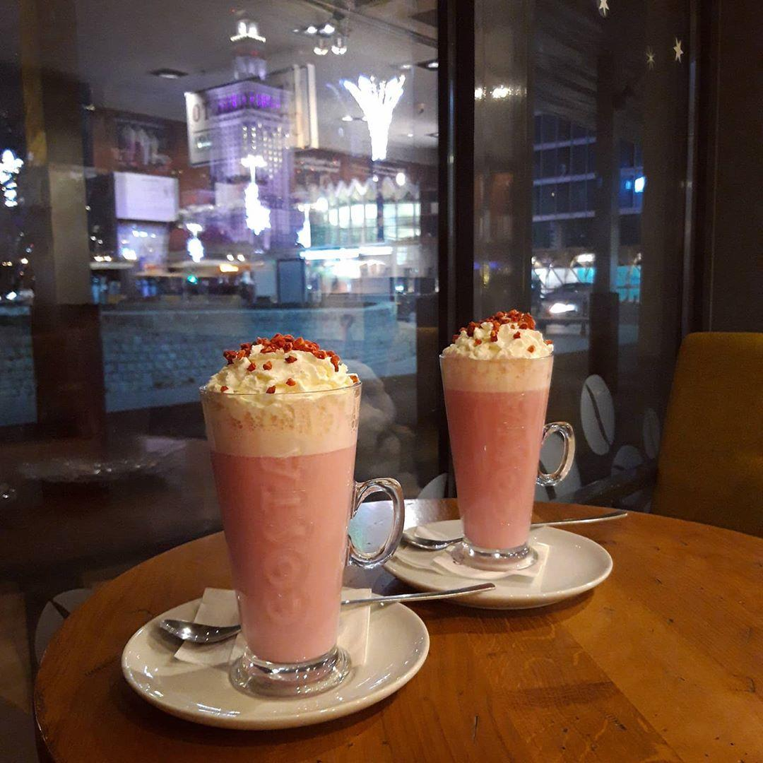 Ruby hot chocolate