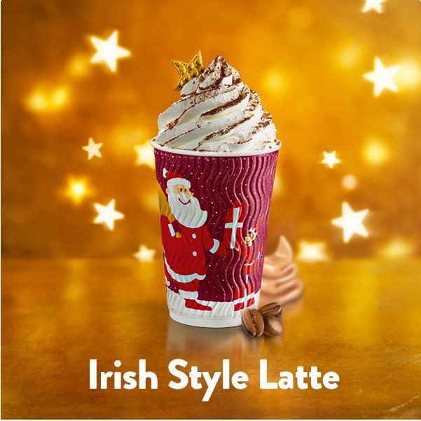 Irish Style Latte